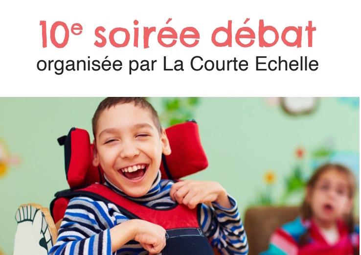Soirée débat: Handicap & École
